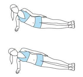 Lie on your side. Bend both knees. Keeping the feet together and without twisting your lower back, spread the knees apart by lifting the top knee as high as possible. Pause, then lower to the start.
